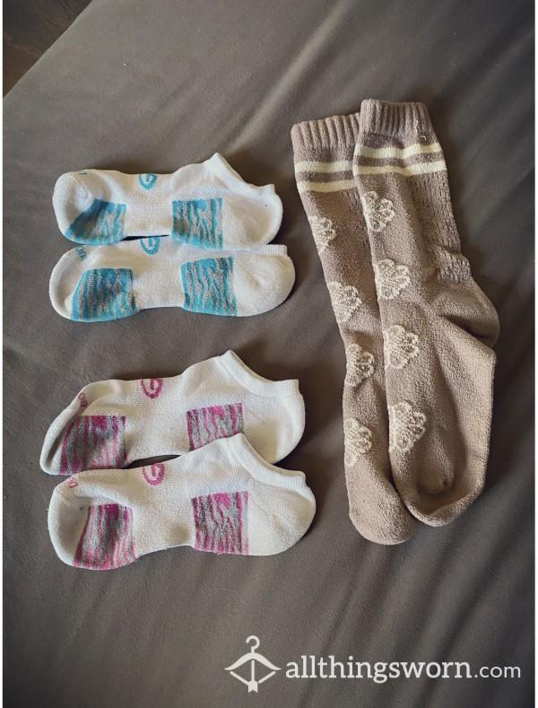 Well Worn Socks photo