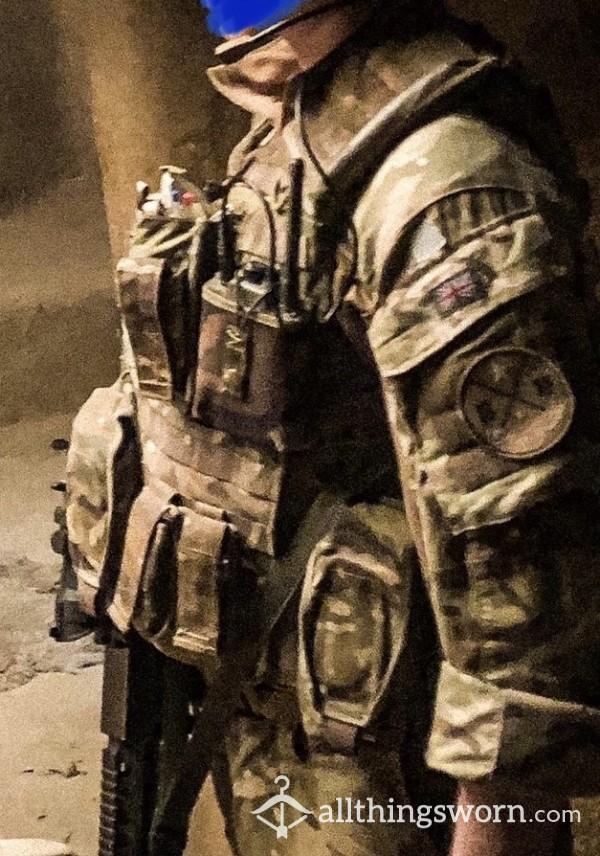 Army Boy Mark